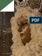 Revista Jueves Santo Virgen Dolores Santisteban 2019