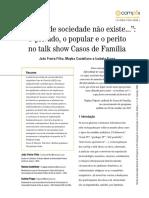 Essa tal de sociedade não existe. O privado, o popular e o perito no talk show Casos de Família.pdf