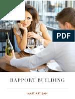 Rapport Cheat Sheet