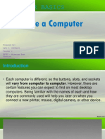 6-Computer Basics Inside a Computer