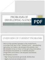 Problems of Developing Nations.pptx