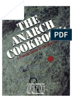 WOD - Vampire - The Masquerade - Anarch Cookbook