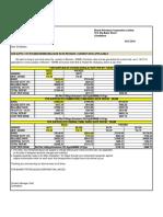 Bitumen Emulsion Rates 16.07.2016