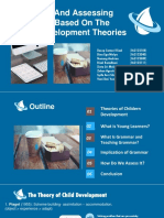 the implication of child development theories to teaching and assessing grammar