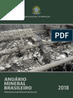 Anuário da Mineração 2018