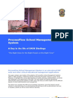 School Management System - A Day in the Life Series Version 5