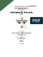 Book 3 Durga Puja