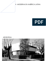 Arquitectura Latino A mericana