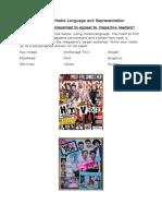 Music Magazines Conventions