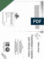 LIVRO PROBALILIDADE ESTATISTICA CIENCIAS EXATAS - Willian Navidi.pdf