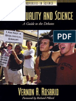 Homosexuality and Science. A Guide to the Debates (Vernon A. Rosario, 2002).pdf