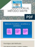 Introducción Al Método Matte (1)