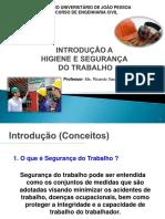 Aula_02_Segurança e Introdução a HST