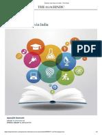 Science and Reasonin India - The Hindu