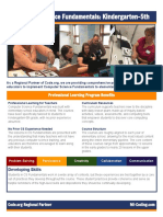 computer science fundamentals - flyer summer 2019