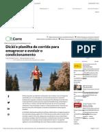 Dicas e planilha de corrida para emagrecer de forma saudável.pdf