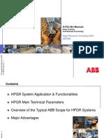 AB HPGR Brochure