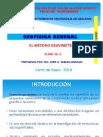 GEOFISICA_ gravimetriaN