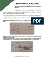Preguntas Cortas Biomecánica