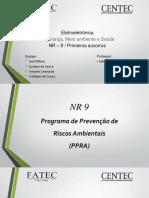 Ppra – Programa de Prevenção a Riscos Ambientais-1