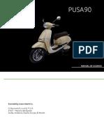 Manual de Usuario Pusa90 - ESP 20-11-18