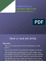 Mechanics Behind Working of Drill Machine 134
