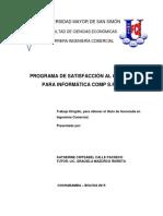 Programa de satisfaccion al cliente para Informatica Comp S.R.L..docx