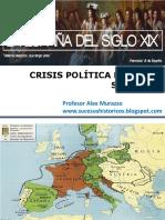 Crisis Política Española Xix Próceres