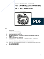Vicente Zito Lema - Conversaciones Con Enrique Pichon Riviere