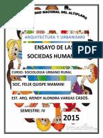 ensayo de las sociedades humanas.docx