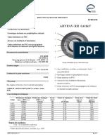 1x400² ARVFAV-RH Datasheet