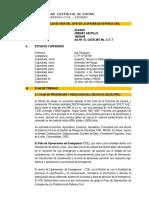 Plan de Trabajo Defensa Civil MDS