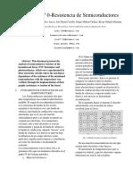 Laboratorio de resistencias semiconductoras