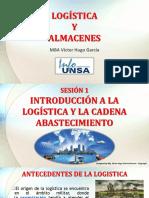 PPT Logistica y Almacenes