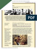 Fato Sociológico_ Lévi-Strauss_ Eficácia Simbólica, Interação Social e Xamanismo