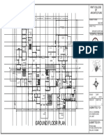 Ground Floor Plan Sheet 2
