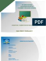 Curso Administracion Financiera PRESENCIAL