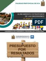 Ppto Ptivo Mpi 2019 - Alineamiento Estratégico y Competitivo de Los Proyectos
