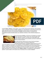 Cocina Venezolana