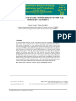Measurement of Energy Consumption of WSN for Indoor Environment[#320173]-333728