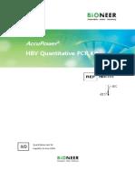 HBV PCR