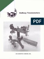 DuNouy Tensiometer.pdf