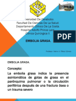 Embolia Grasa Uc.