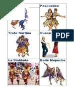 Bailes típicos de Chile.docx