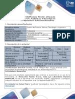 Guía para el uso de recursos educativos  - Packet