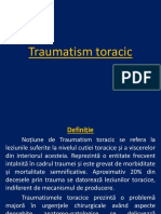 Traumatism Toracic