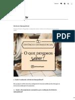[Modelo] Petição de Divórcio