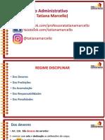 Slides Aula 3 Mpu Tecnico Direito Administrativo Tatiana Marcello