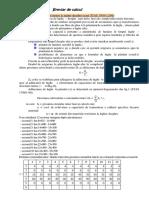 Breviar Verificare Inghet