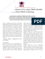 cmos two stage opampPublished